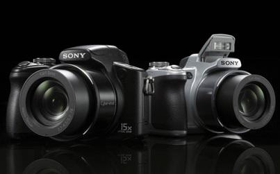 Sony Cyber Shot DSC H50