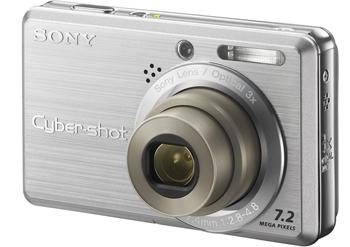 Sony CyberShot S750