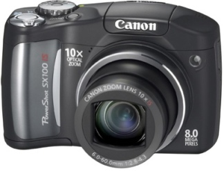 Canon PowerShot SX 100 IS